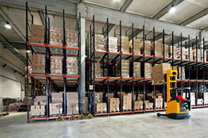 Warehouse Distribution by B&B Solutions Inc.